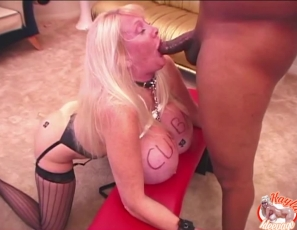 Cumbag Kayla Gets A Creampie From BBC