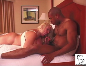 "Kayla Kleevage and Malik ""San Francisco Rendezvous"""